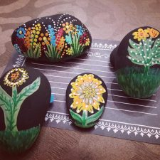 Painted rocks anyone?