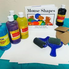 """Mouse Shapes"" Wee Dabble project"